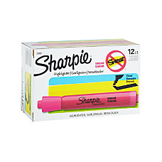 Sharpie Accent Highlighter Pink