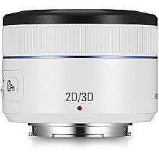 Samsung 45 mm f35 3D 2D3D
