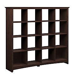 Bush Furniture Buena Vista Cube Bookcase