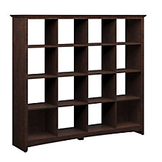 Bush Buena Vista Bookcase 16 Cube