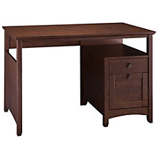 Bush Buena Vista Woodgrain Single Pedestal