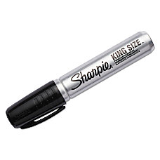 Sharpie King Size Permanent Marker Black