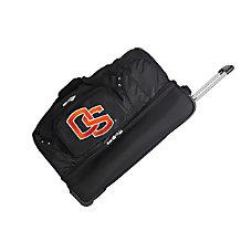 Denco Sports Luggage Rolling Drop Bottom