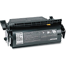 Lexmark 12A6869 Return Program High Yield