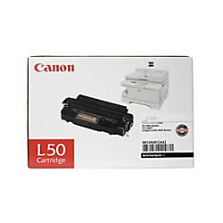 Canon L50 Black Toner Cartridge 6812A001AA