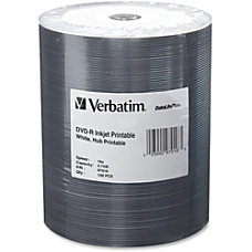 Verbatim 97016 DVD Recordable Media DVD