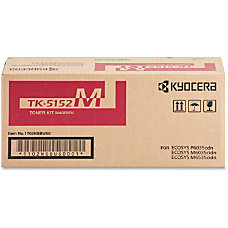 Kyocera TK 5152M Original Toner Cartridge