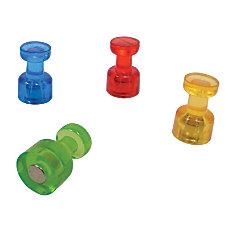 Baumgartens Kaleidoscope Magnets Small Translucent Pack