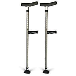 Medline Universal Single Tube Crutches Case