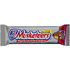 3 Musketeers Bar King Size 328