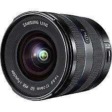 Samsung 12 mm 24 mm f4