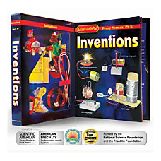 Science Wiz Inventions Science Kit 1