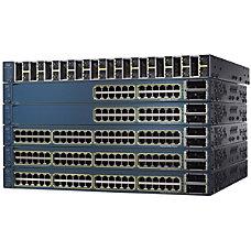 Cisco Catalyst 3560 v2 Series Switch