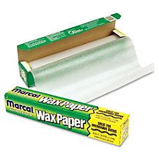 Bagcraft Wax Paper Dispenser Carton 1190