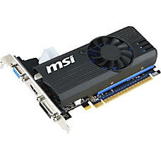MSI N730K 1GD5LPOC GeForce GT 730