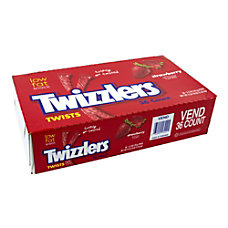 Twizzlers Strawberry Twists 25 Oz Bags