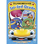 Disney Fun Skills 1st 3rd Grade