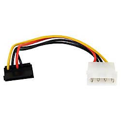 StarTechcom 6in 4 Pin Molex to