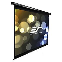 Elite Screens VMAX84UWH2 E30 VMAX2 CeilingWall