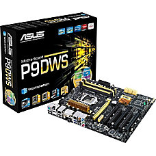Asus P9D WS Workstation Motherboard Intel