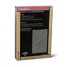 Versatel Contact Layer Dressings 2 x