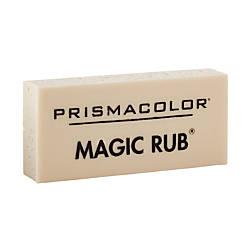 Prismacolor Magic Rub Vinyl Eraser White