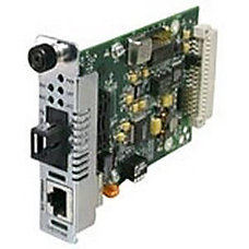 Transition Networks Fast Ethernet Point System