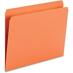 Smead Top Tab Colored Folders Letter