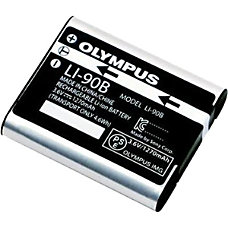 Olympus LI 90B Lithium Ion Battery