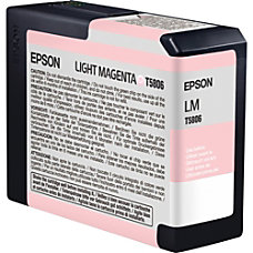 Epson T580B00 Vivid Light Magenta Ink
