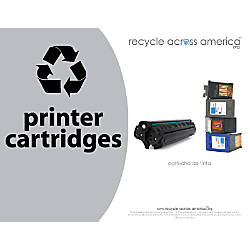 Recycle Across America Ink And Toner