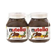Nutella Hazelnut Spread 265 Oz Pack