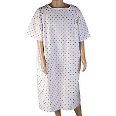 DMI Convalescent Gown With Side Tape