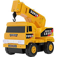 MOTA Mini Construction Toy Crane Truck