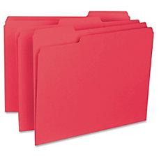 Sparco 13 cut Internal File Folders