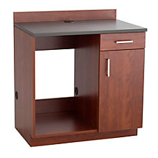 Safco Modular Hospitality Base Cabinet Appliance
