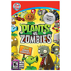 Plants vs Zombies For PCMac Traditional