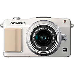 Olympus E PM2 16MP Pen Camera