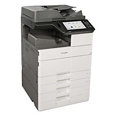 Lexmark MX911DTE Monochrome Laser All In