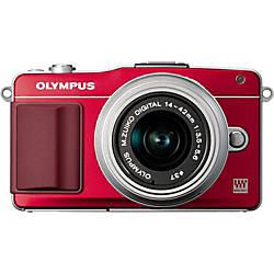 Olympus E PM2 16MP Pen Camera
