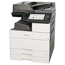 Lexmark MX910DE Monochrome Laser All In