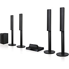 LG LHB655 51 3D Home Theater