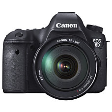 Canon EOS 6D 202 Megapixel Digital