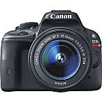 Canon EOS Rebel SL1 With 18