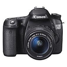 Canon EOS 70D 202 Megapixel Digital