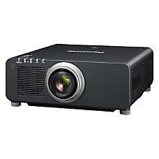 Panasonic PT RZ670L DLP Projector 1125p