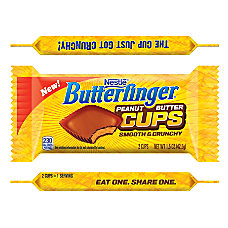 Butterfinger Peanut Butter Cup 15 Oz