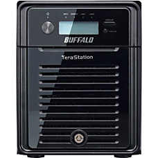 BUFFALO TeraStation 3400 4 Drive 4