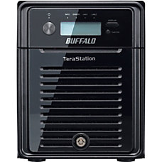 BUFFALO TeraStation 3400 4 Drive 16