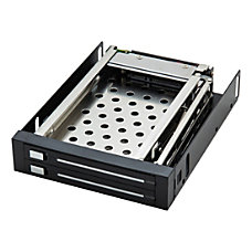 SYBA Multimedia Mobile Rack Drive Bay